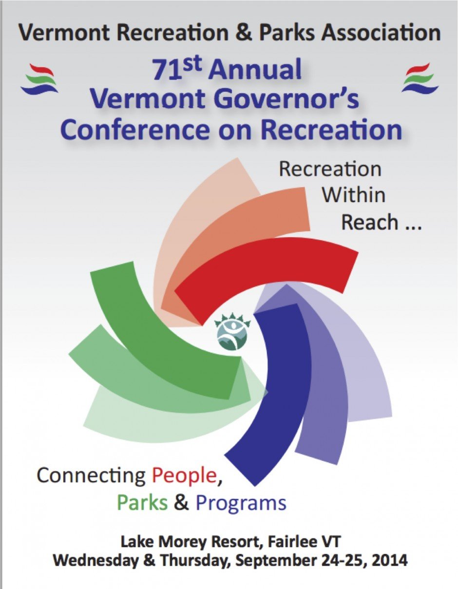 Vermont Governor's Conference on Recreation.