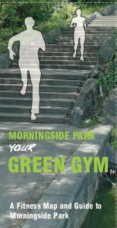 Introducing: Your Green Gym fitness map and guide to Morningside Park